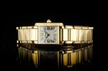 Cartier Tank Francaise (20x26mm) Ref.: 1820 Quarz in Gelbgold