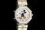 Gerald Genta Retro Fantasy Disney (35mm) Ref.: G 2660.7 Mickey Mouse mit Diamantlünette