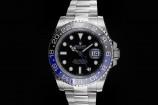 Rolex GMT-Master II Ref. 116710BLNR Box & Papieren (LC100) 01/2015