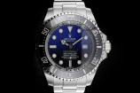 Rolex Sea-Dweller Deepsea D-Blue (44mm) Ref 116660 Box & Papieren (LC200) 2016