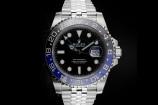 Rolex GMT-Master II 126710BLNR Batman, Box & Papiere 2019