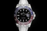 Rolex GMT-Master II (40mm) Ref. 126710BLRO Pepsi Box & Papiere LC100 2018