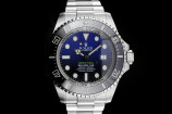Rolex Sea-Dweller Deepsea Deepblue (44mm) Ref.: 126660 mit Box & Papieren (LC100) aus 2018