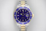 Rolex Submariner (40mm) Ref.: 16613 in Stahl Gold aus 1991