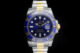 Rolex Submariner (40mm) Ref.: 116613LB mit Box & Papieren 2018 (LC384)