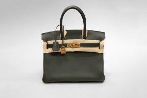 Hermès Birkin Bag (30cm) Togo Grün mit kompletter OVP & Rechnung