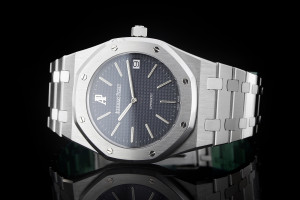 Audemars Piguet Royal Oak Jumbo (39mm) Ref.: 5402ST A-Serie mit Box & Papieren aus 1974