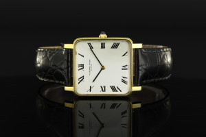 Audemars Piguet (30mm) Vintage Herrenuhr in 18k Gelbgold