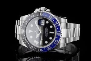 Rolex GMT-Master II (40mm) Ref.: 116710BLNR mit Box & Papieren