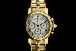 Breguet Marine Chronograph (36mm) Ref.: 5120 in Gelbgold