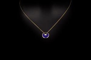 Amulette de Cartier Halskette