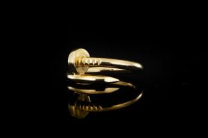 Cartier Juste un Clou Ring | (Gr. 53) in 18k  Roségold mit Box & Papieren aus 2018
