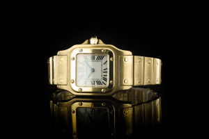 Cartier Santos (24x35mm) Quarz