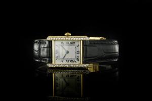 Cartier Tank (20mm) in 18k Gelbgold