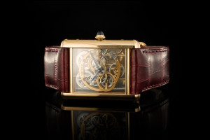 Cartier Tank Louis (39mm) Ref.: WHTA0002 Skeleton