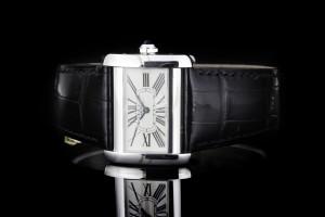 Cartier Divan Damenuhr