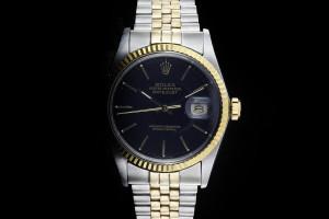Rolex Datejust (36mm) Ref.: 16013 in Stahl-Gold aus 1980
