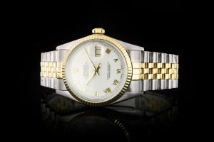 Rolex Datejust (36mm) Ref.: 16013 in Stahl-Gold aus ca. 1985