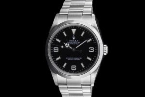Rolex Explorer (36mm) Ref.: 114270 in Edelstahl aus 2001