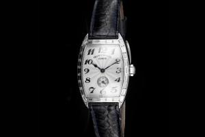 Franck Muller Vintage Ladies Watch (35x25mm) Ref.: 1750 S6 BAG in Weissgold