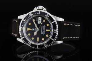 Rolex Submariner (40mm) Ref.: 1680 mit Plexiglas aus 1978