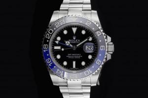 Rolex GMT-Master II (40mm) Ref.: 116710BLNR mit Box & Papieren (LC36) aus 2017