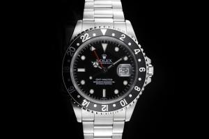 Rolex GMT-Master (40mm) Ref.: 16700 mit Saphirglas aus 1998