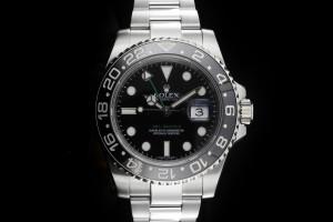 Rolex GMT-Master II  Ref. 116710LN Chromalight Service 04/2019