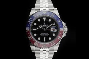 Rolex GMT-Master II 126710BLRO Pepsi, Box & Papiere 2020