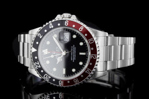 Rolex GMT-Master II (40mm) Ref.: 16710 mit Rot-Schwarzer Lünette