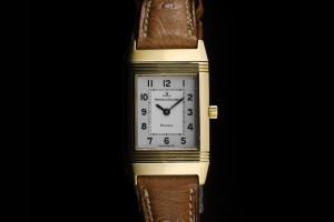 Jaeger-LeCoultre Reverso Damenuhr in Gelbgold Ref.: 260.1.86