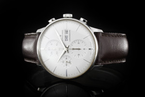 Junghans Chronoscope (40,7mm) Ref.: 027/4121 Chronograph GER Day Date