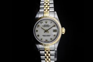 Rolex Lady Datejust (26mm) Ref.: 69173 in Stahl-Gold aus 1998