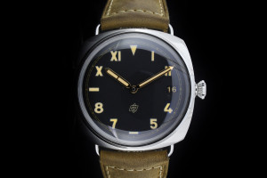 Panerai Radiomir 3 Days (47mm) California Dial Ref.: PAM00424 mit Box & Papieren aus 2015