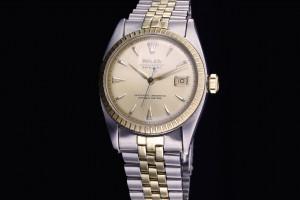 Rolex Datejust (36mm) Ref.: 6105 in Stahl-Gold aus 1953