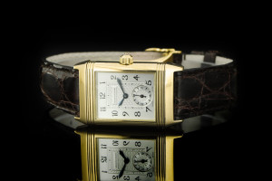 Jager-LeCoultre Reverso Duetto (23x33mm) Ref.: 256.1.75