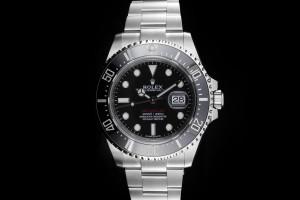 Rolex Sea-Dweller (43mm) Ref.: 126600 mit Box & Papieren (LC10) aus 2017