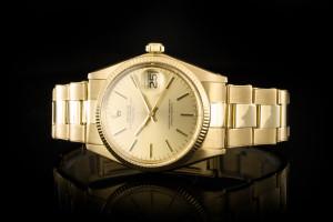 Rolex Date (34mm) Ref.: