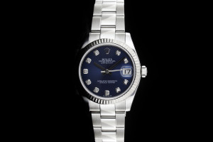 Rolex Datejust Medium (31mm) Ref.: 178274 mit Box & Papieren aus 2011 (LC100)