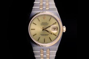 Rolex Datejust Oysterquarz (36mm) Ref.: 17013 in Stahl-Gold aus 1988