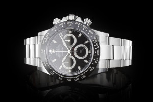 Rolex Daytona (40mm) Ref.: 116500LN Black Dial
