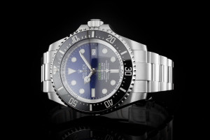 Rolex Sea-Dweller Deepsea Deepblue