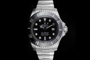 Rolex Sea-Dweller Deepsea (44mm) Ref.: 126660 mit Box & Papieren (LC100) aus 2020