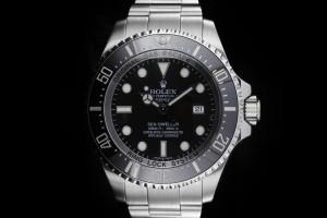 Rolex Sea-Dweller Deepsea (44mm) Ref.: 116660 mit Box & Papieren (LC100) aus 2012