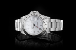 Rolex Explorer II (40mm) Ref. 16570 Polar