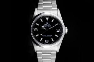 Rolex Explorer (36mm) Ref.: 14270 in Edelstahl aus 1998