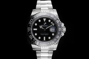Rolex GMT-Master II (40mm) Ref. 116710LN Box & Papieren (LC100) aus 12/2018