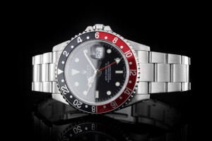Rolex GMT-Master II (40mm) Ref.: 16710 Coke