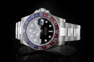 Rolex GMT-Master II (40mm) Ref. 116719BLRO Weißgold