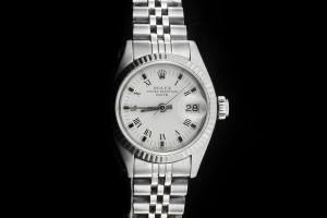 Rolex Lady Datejust (26mm) Ref.: 6917 in Stahl aus 1980